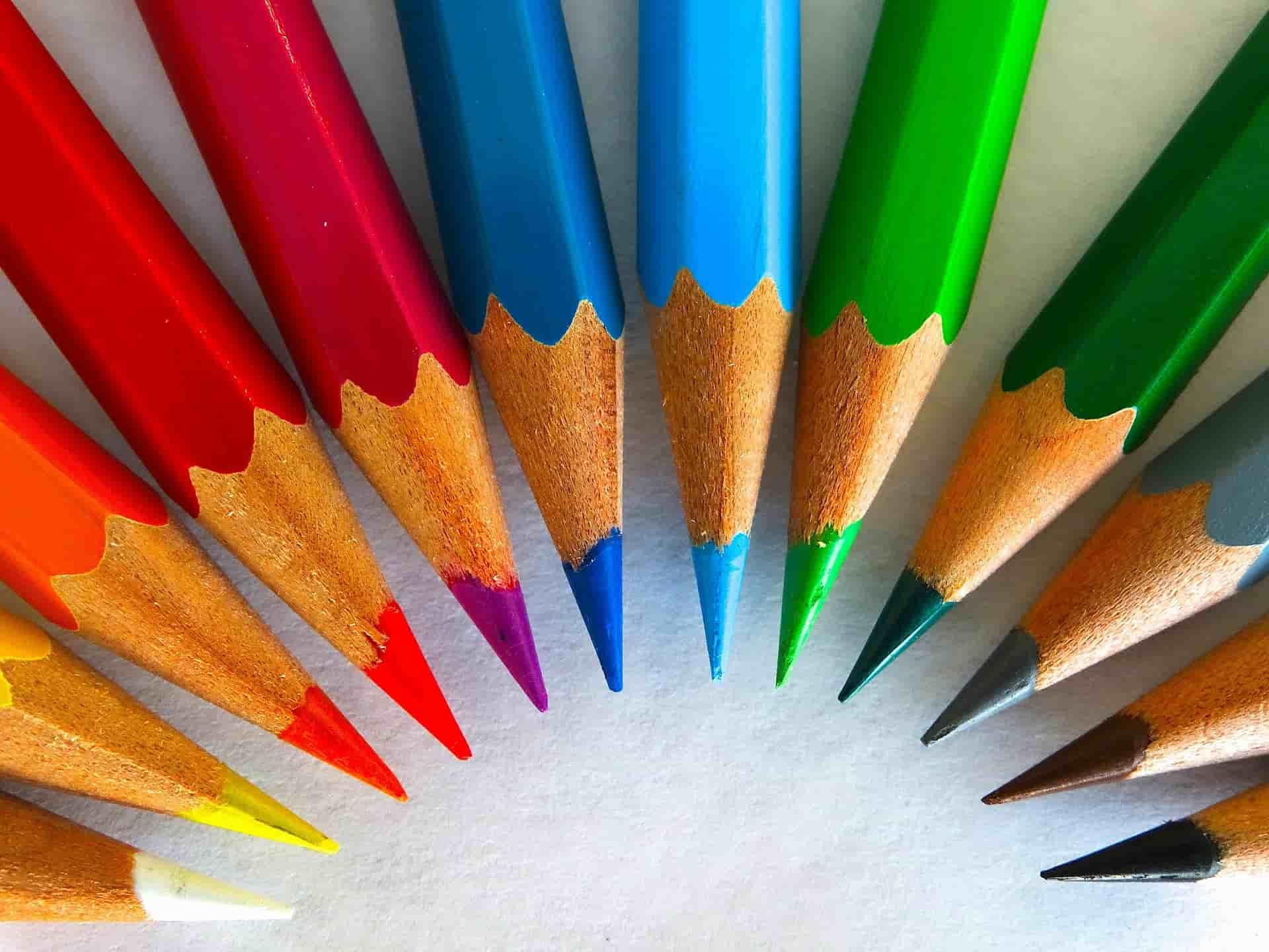 colori per il tuo sito